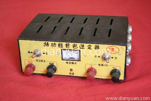 老式扑鱼器接线图片