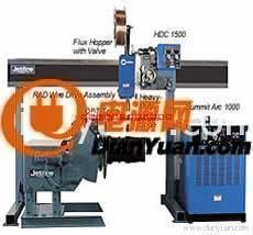 该技术即焊机的冷却空气从专用风道通过,不经过线路板和功率器件.图片