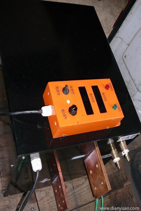 故其工作原理决定了该电源具有比可控硅整流器更高的变流效率,更高的