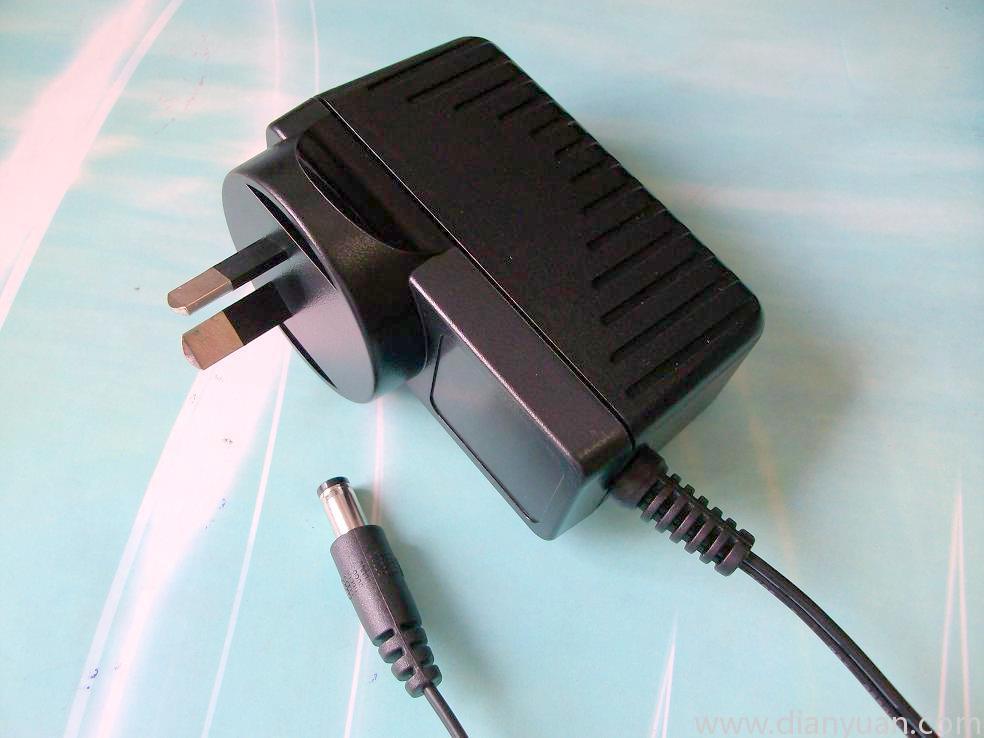 6.1w-12w 澳规saa,c-tick标准开关电源适配器 充电器