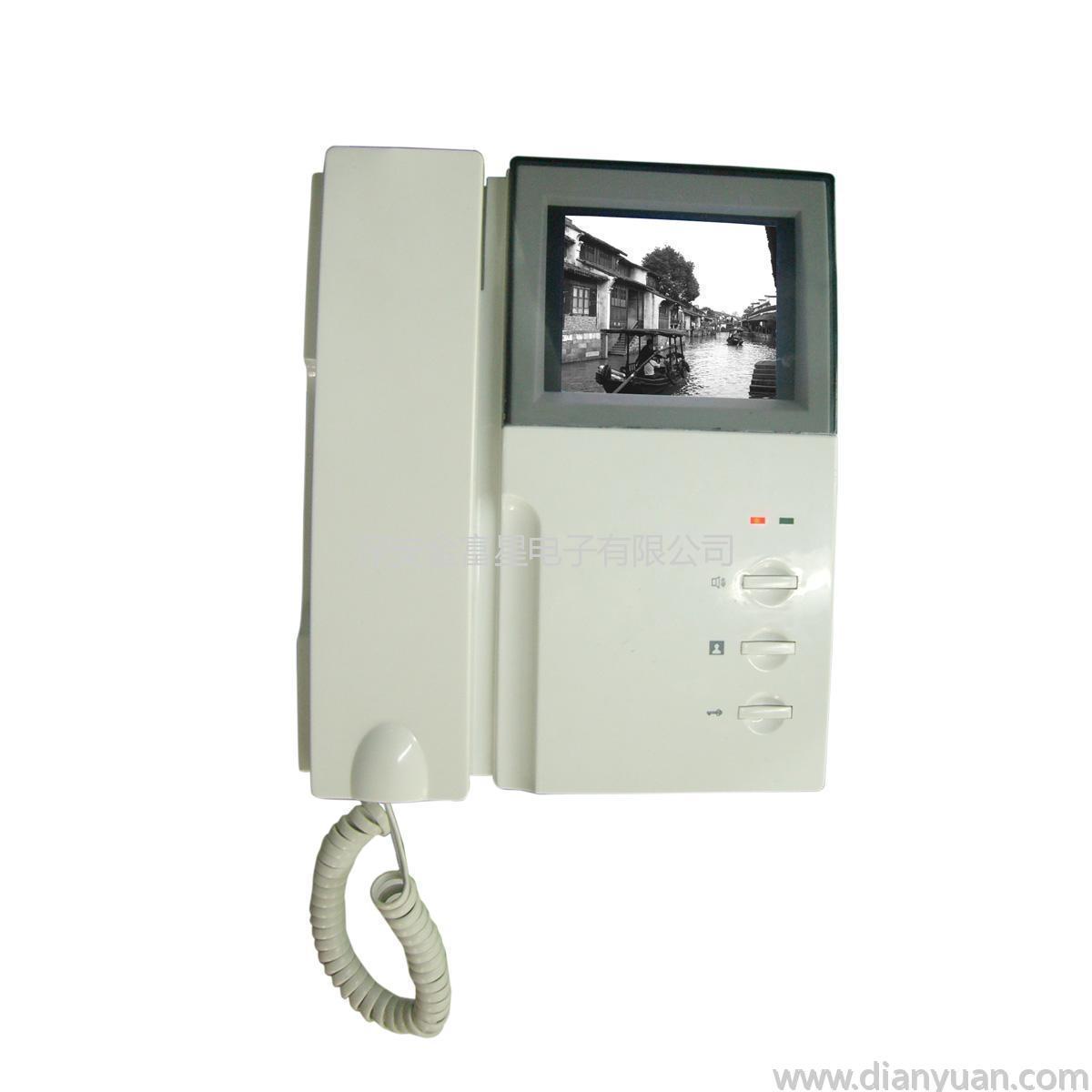 联网数码可视楼宇对讲系统,楼宇对讲机