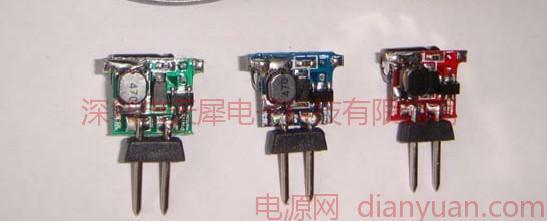 供应led驱动电源 射灯电源 mr16 低压电源12v 3*1w