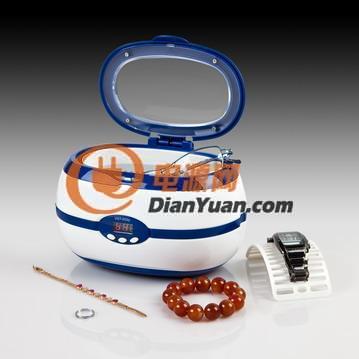 康道家用小型超声波清洗机VGT-2000(眼镜清洗