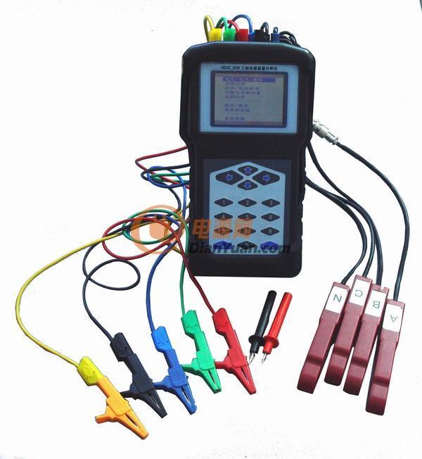 三相电流:0~ 1000a(真有效值,选配 1000a电流传感器) 零线电流:0~ 25a