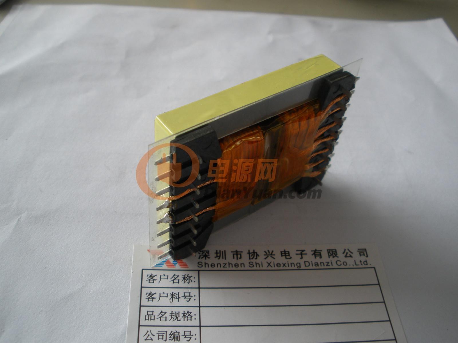 供应efd40-44平板电视驱动电源变压器