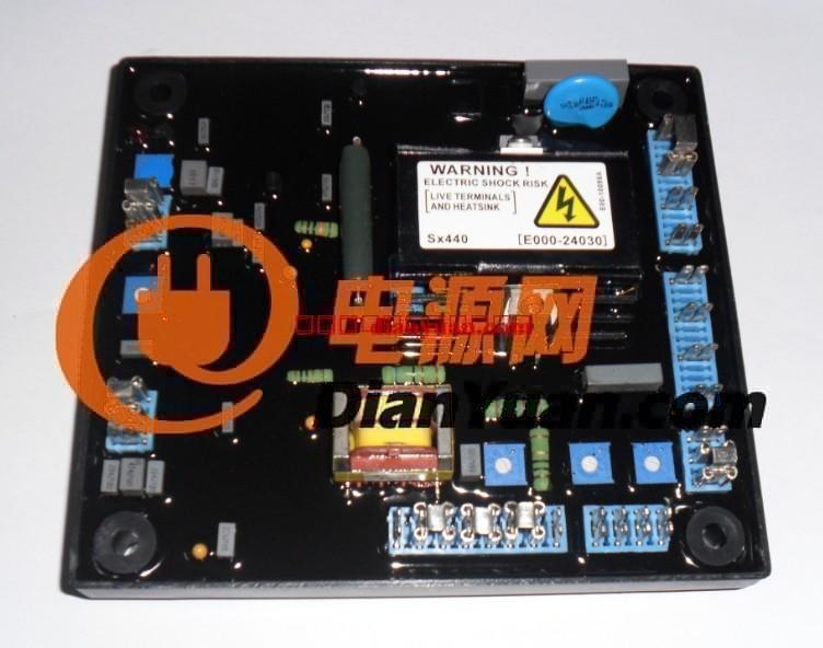 如不安装此可选件,在辅助接线合内连接K1-K2(avr出厂时k1-k2用一导线