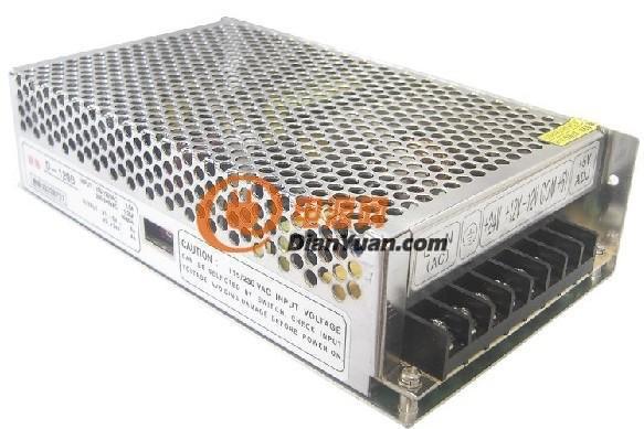 开关电源s-120-24  型号: s-120-24 品牌: 明纬 单价:         1元/只
