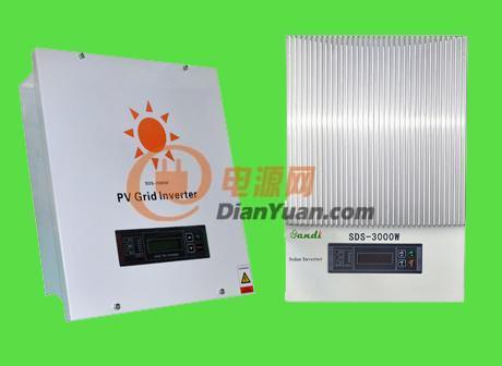 供应sds-3kw太阳能/光伏并网逆变器