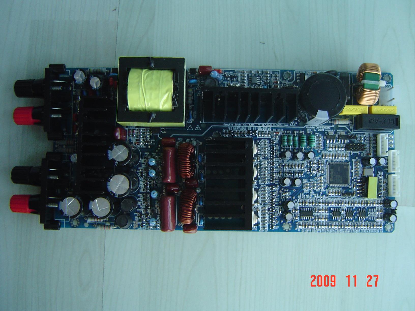 供应100w x   数字功放板; 电动玩具 电子琴线路板焊接设备; 供应10