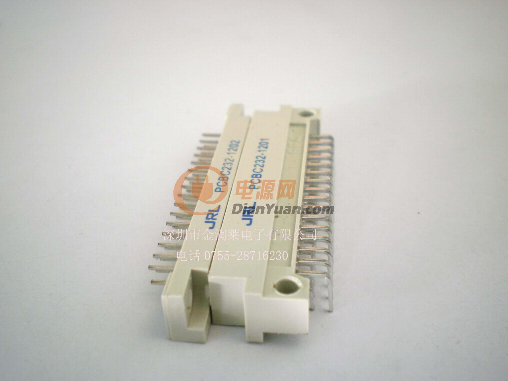 32pin;欧式插座;印制板电源连接器;din61412;jrl;板