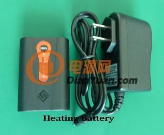 供应电热衣电池 发热服电池,空调服电池,发热背心锂电池