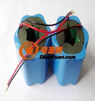 锂电池的放电:因锂电池的内部结构所致