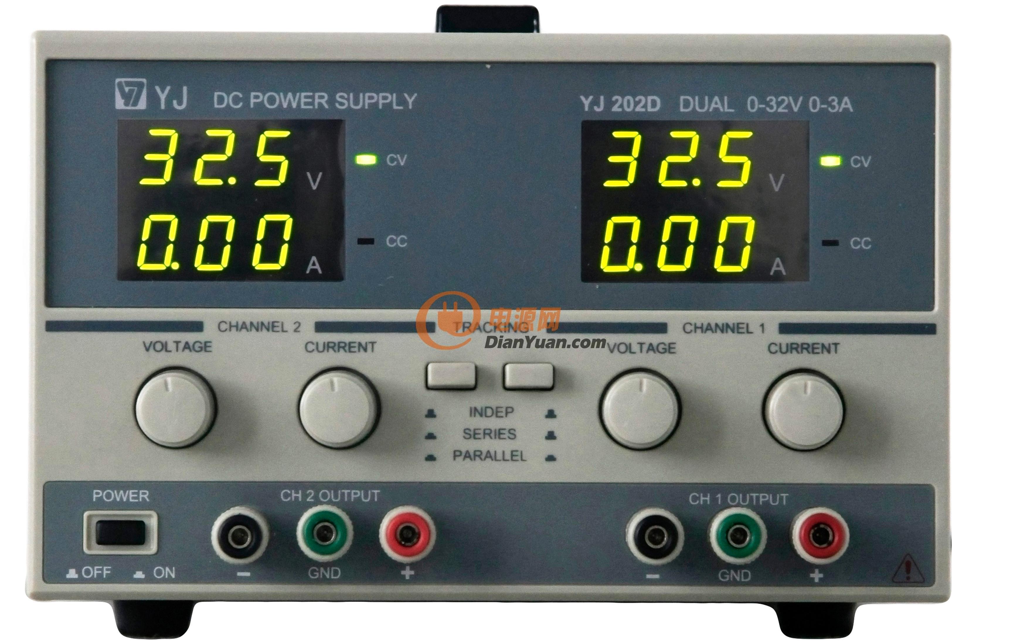供应yj200系列双路直流稳压稳流电源