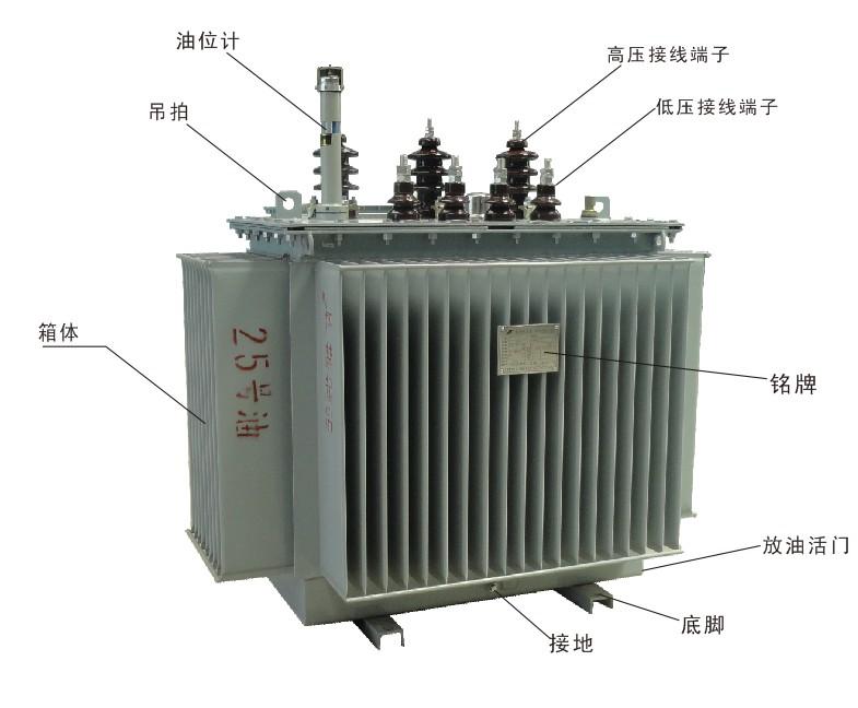变压器型号_电力变压器型号大全