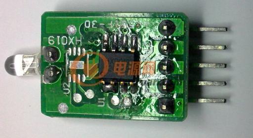空调单冷万能电路板接线图