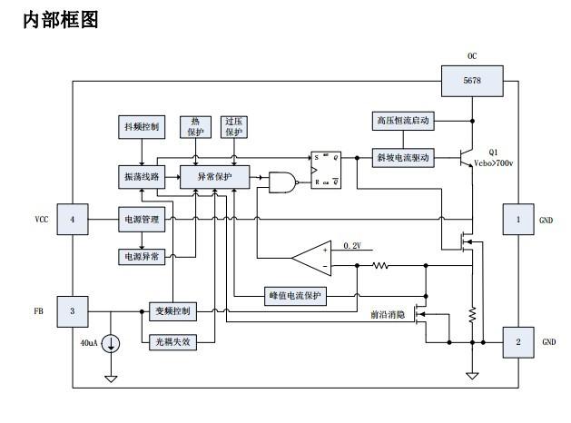 供应dk124 - 24w 离线式开关电源