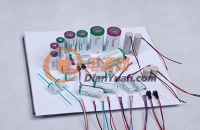 供应2/3aa 一次性锂电池er14335 测试仪电池