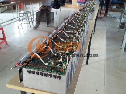 供应电子负载模块 (rs485控制接口)
