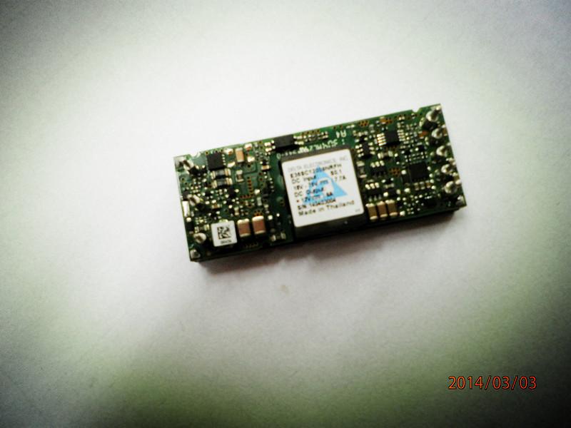 现货供应宽范围(18-75vdc)输入 带散热基板 108w 12vdc输出 e36sc