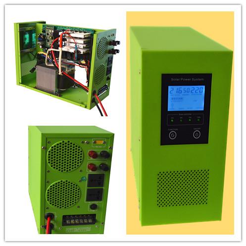供应纯正弦波2000w输出太阳能发电系统控制逆变一体机 太阳能发电一体