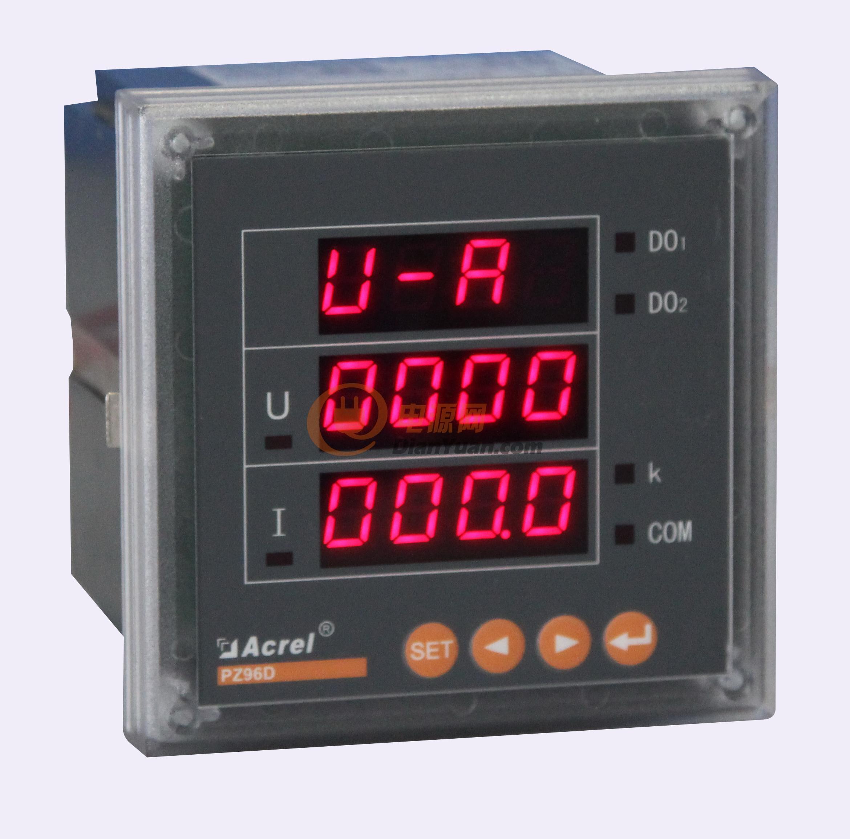 供应pz96-dp直流功率表