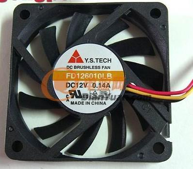 供应元山(ys tech)fd246025散热风扇