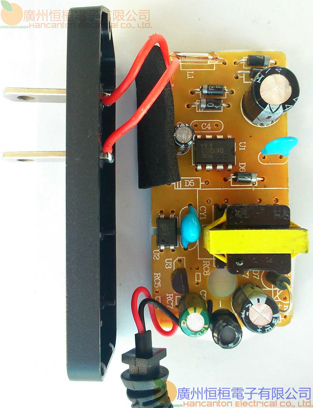 串联式开关电源储能滤波电感的计算