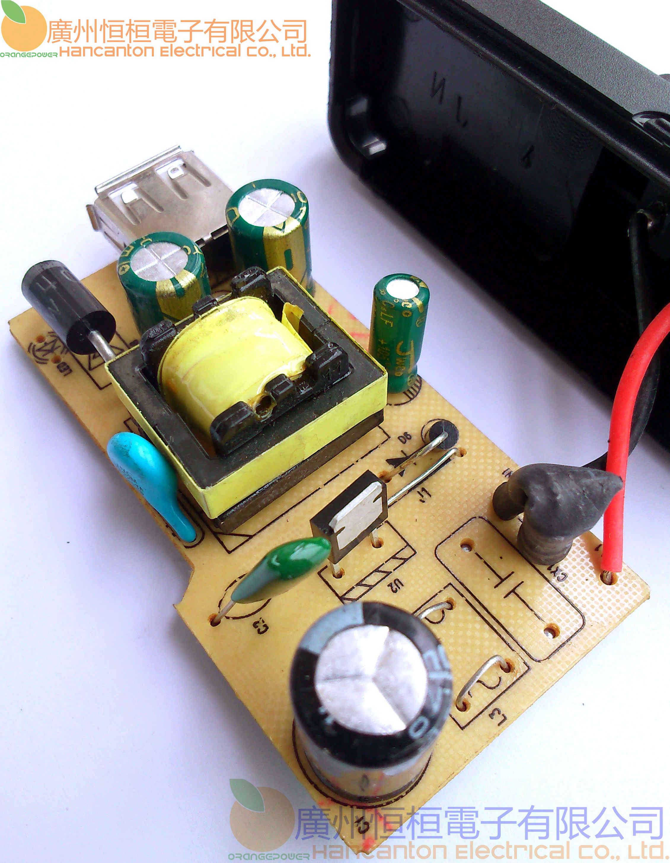 番禺开关电源工厂供应5v2a平板电脑mid充电宝通用电源适配器ic方案带