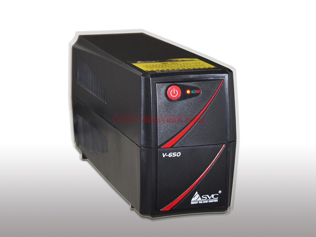 本UPS是专门针对个人PC 、小型工作站、小型通信设备用户而设计;纯塑胶外壳,体积小,外形时尚美观,容易操作;采用SMD(表面贴装)工艺、CPU集成控制技术,具有适用电压范围宽、高性能、高可靠性、自动调节稳压、转换速度快、保护功能齐全等优点,为负载提供全方位的保护。