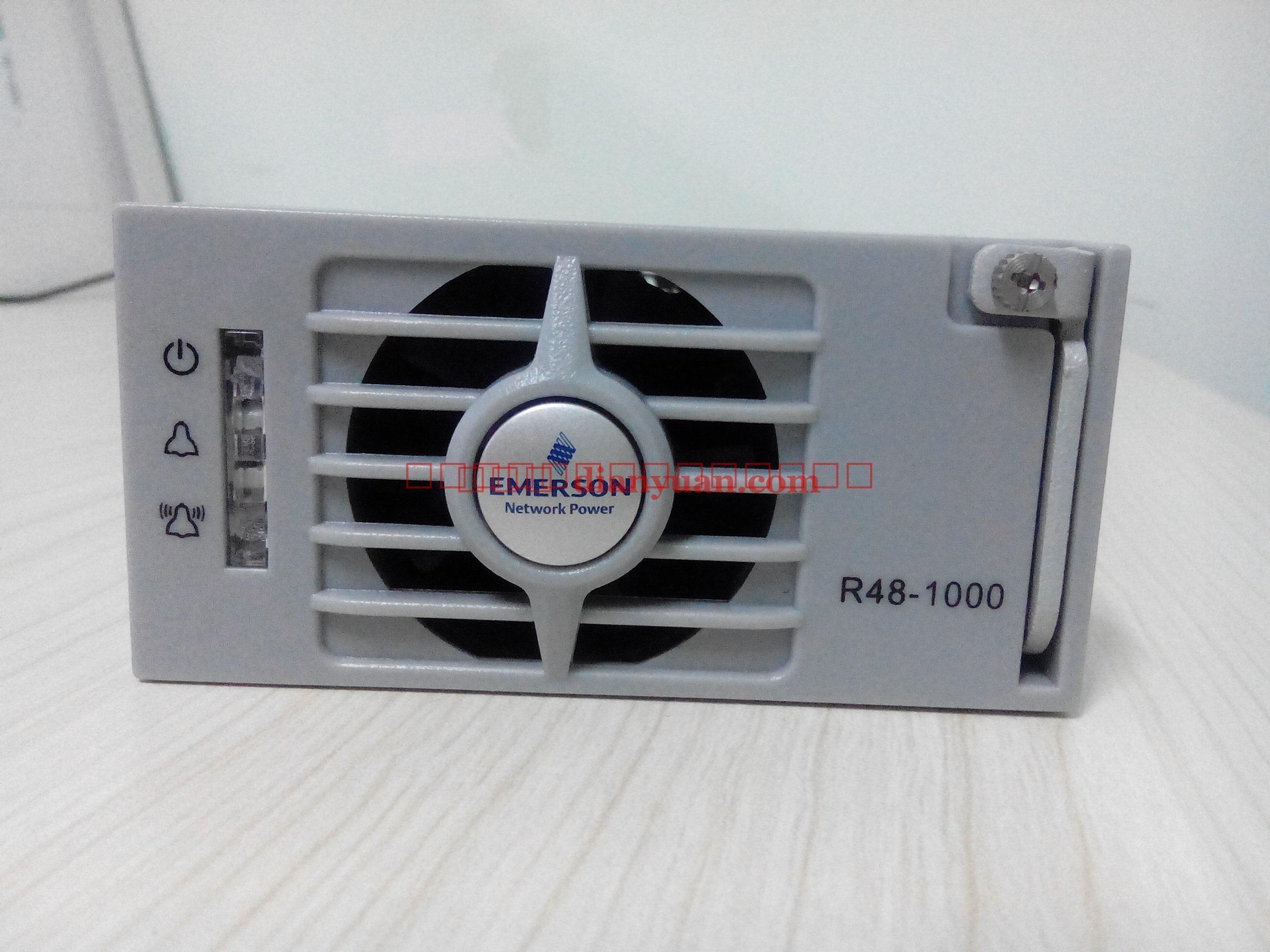 [产品介绍]:   艾默生R48-1000技术参数: 整流模块:40.8241.186.5 重量(kg):1.5 输入电压范围:90Vac~290Vac 最大输入电流:单相输入,每个整流模块输入电流7A 额定输出电压:-53.5Vdc 输出电压范围:-42.3Vdc~-57.6Vdc 温度限功率:-20~45,1000W。 45~75,线性降额。 75以上,0W 输入限功率(45):176Vac~300Vac输入,模块最大输出功率为100%额定功率,即1000W。 90Vac~176Va