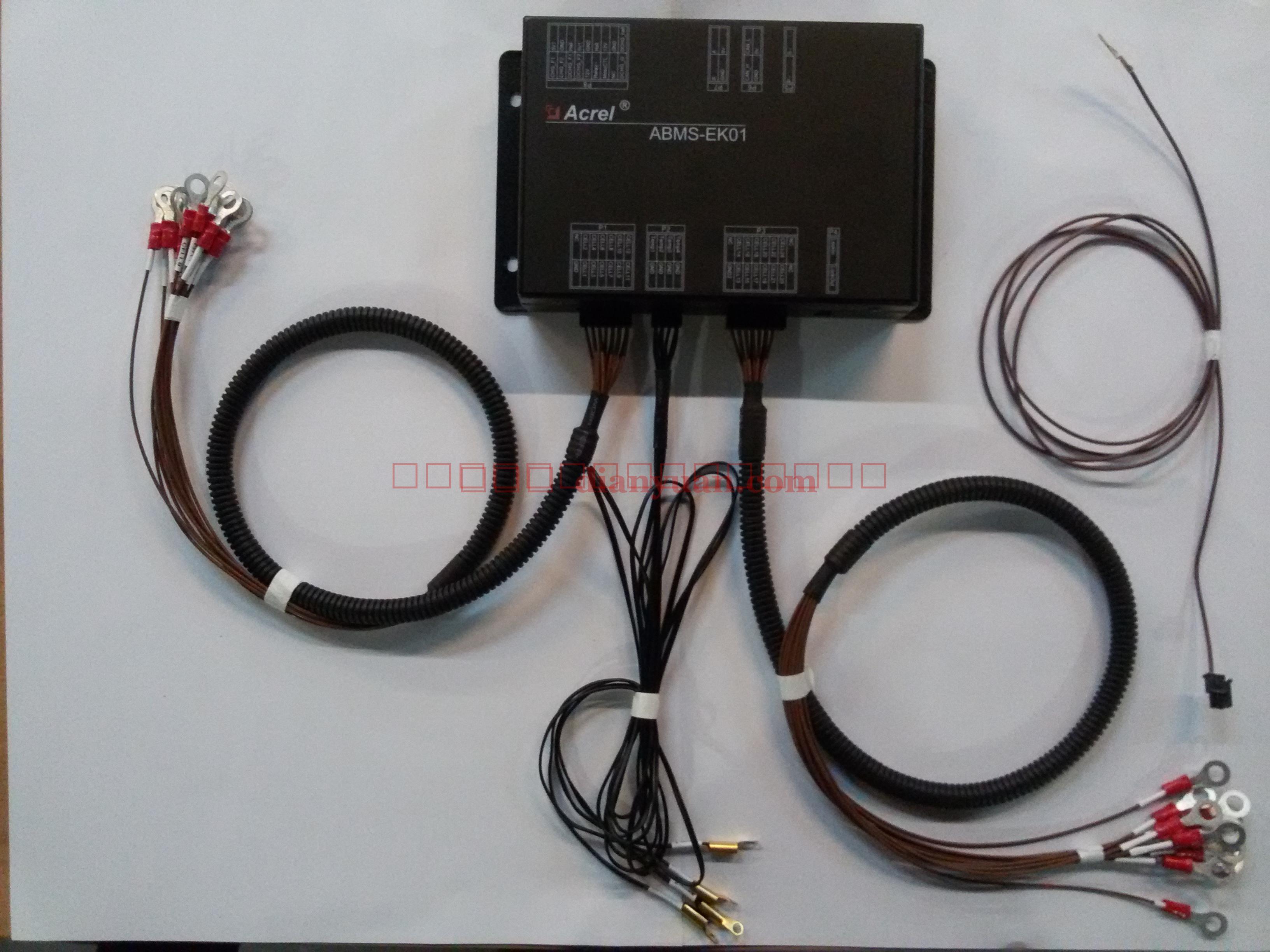 16-24串锂电池管理系统图片