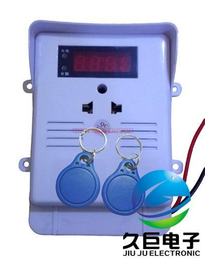 6,防盗电,充电中如果拨掉插头则系统会自动返回,并停止充电,防止它人