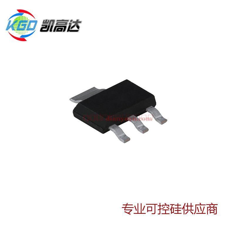 供应tk单向贴片可控硅2p4m sot-223封装