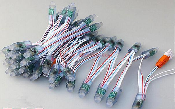 全彩外露led燈串廠家批發直銷