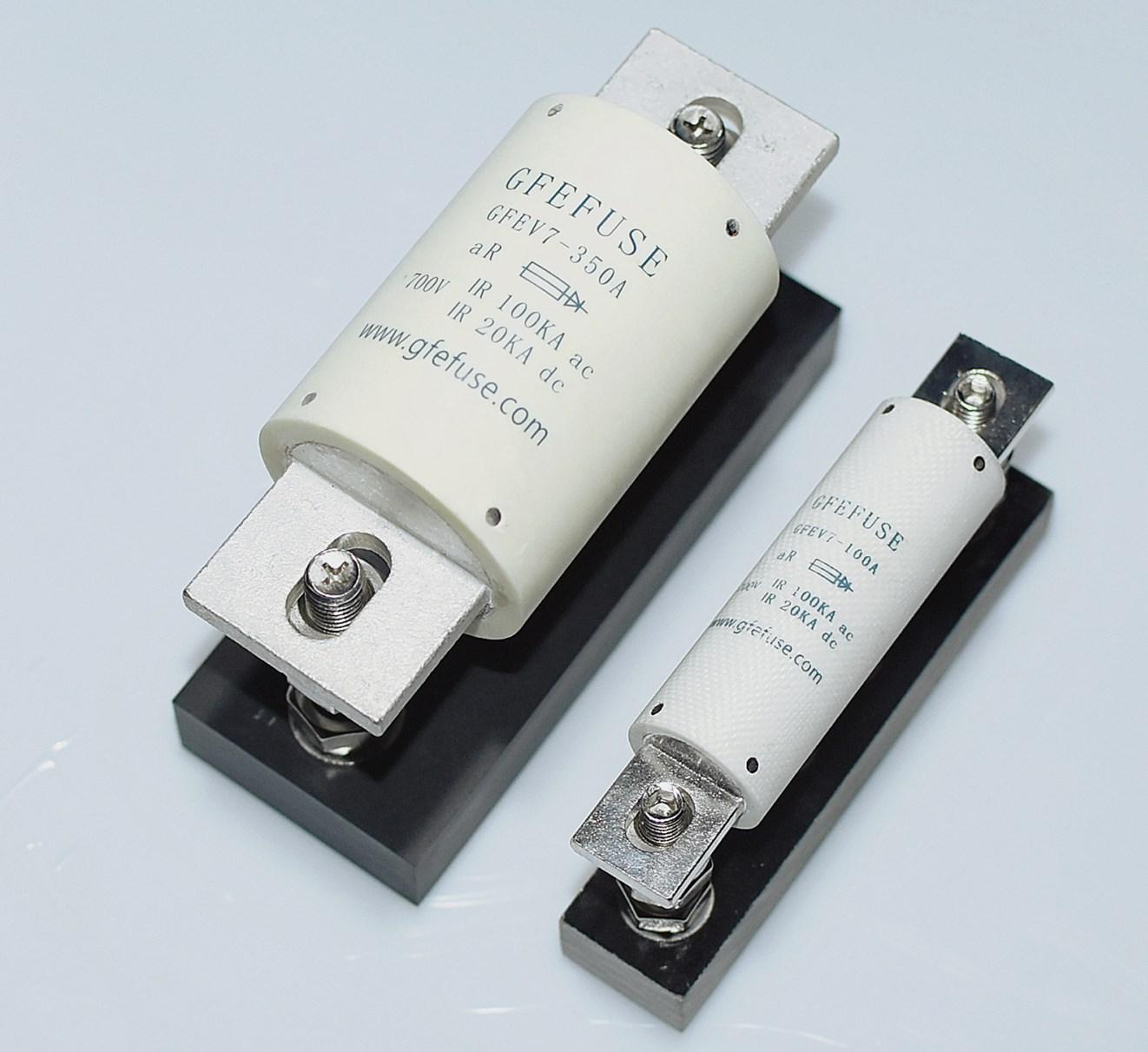 供应充电桩熔断器 ev汽车熔断器