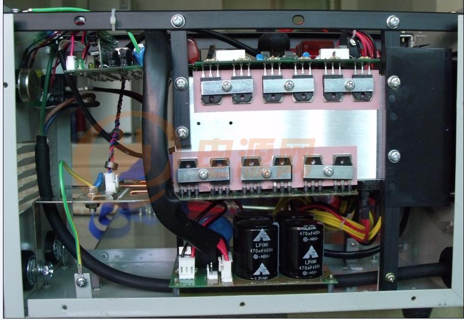zx7200a电焊机电路图