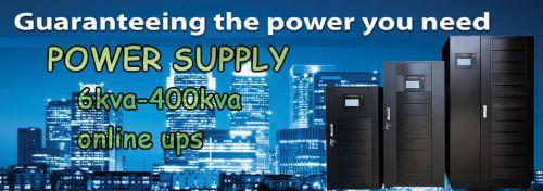 供应工频在线三相ups不间断电源
