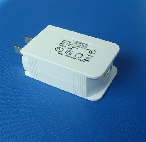 供应中规3c认证5v2a usb充电器